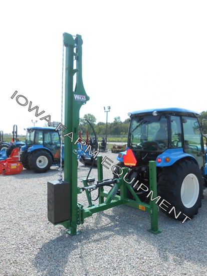 Hydraulic Post Driver for Sale