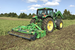Rotary Tillers, Power Harrows, Spaders