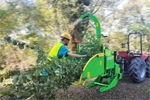 Wood Chippers & Stump Grinders